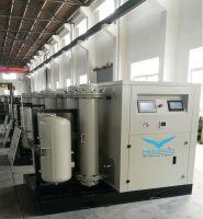 Customizing OEM 7.5bar Skid type Oil Inject Scroll Air Compressor (3HP-50HP)