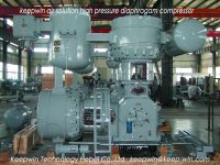 20bar middle pressure High Purity Oxygen  Reciprocating DiaphragmCompressor