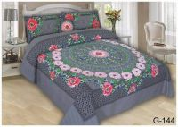 Bedsheets Jacquard and Cotton