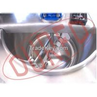 Electronic Round Cased Boiling Pans