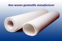 China wholesale high tensile strength needle punched non woven geotextile