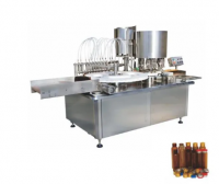 Oral Liquid Filling and Capping Machine