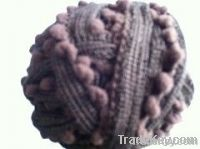 Pompom Fishnet Yarn