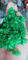 GREEN HOT WASH PET FLAKES