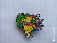 Customizable soft enamel bear pin