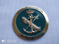 Customizable challenge Coin