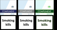 COMPLIMENT Cigarettes