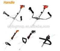 Gasoline pruning machine for garden machinery