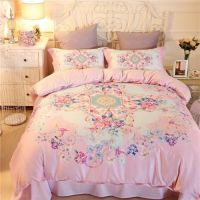100% polyester Printed Brushed Fabric for Bedsheet