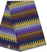 100% polyester Hollandais wax fabric