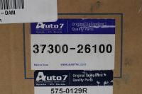 Brand new condition engine auto parts truck alternator 37300-26100