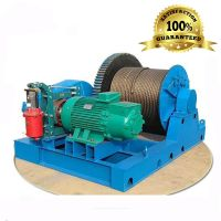 High Working Efficiency JK Series High Speed Electric Winch