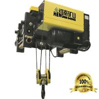 European steel wire rope  electric hoist 10t