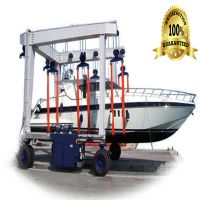 100T Heavy Boat Lifting Cranes with Long Service Life