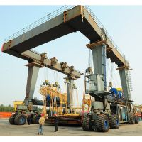 300T Heavy Boat Lifting Cranes with Long Service Life