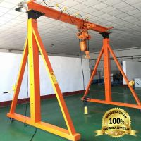 Industrial use movable gantry crane mini gantry cane