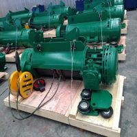 10t pendant control steel wire rope electric hoist