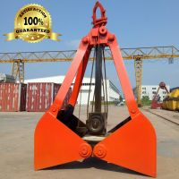 Good reputation grab bucket Customizable Electric clamshells hydraulic grab bucket