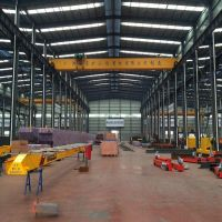 12m LDP Model Single girder Overhead Crane Price