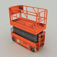 230kg 16M Mobile Hydraulic Small ScissorLift/ 230KG 16m ElectricLift Platform Scissor