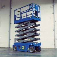 300kg 3M Mobile Hydraulic Small ScissorLift/ 300KG 3m Electric Lift Platform Scissor