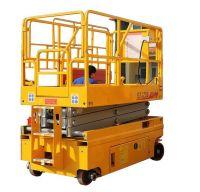 factory sale self propelled load cheap lightweight auto   scissor   lift