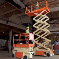 full automatic mini   scissor   lift/hydraulic mini man   lift