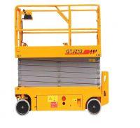 10m electric work platform mobile   scissorlift