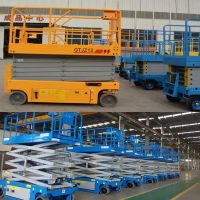 New compact scissor lift for narrow aisle for sale by owner