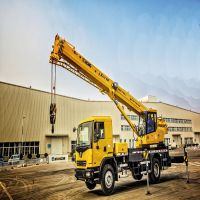 Truck crane 8t/10t/16t/25t