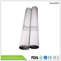 High Flow Pleated Filter Cartridge