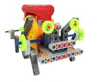 Original factory plastic blocks DIY stem education robot JOINMAX
