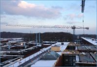 Flat Top Tower Crane 11CM132-6t