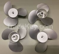 Custom aluminum alloy ventilation fan