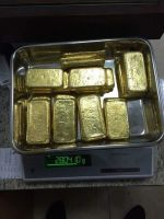 Gold Bars, AU Gold Bar/Nuggets.