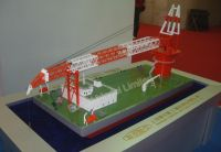 crane model, made to order, custom-made