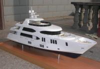 superyacht yacht model, made to order, custom-made
