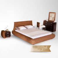 Lida Rattan Bedroom set