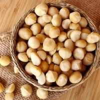 Premium Grade Raw Organic Macadamia Nuts.