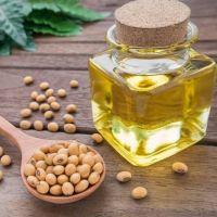 Wholesale no GMO bulk natural cold pressed unrefined soybean oil