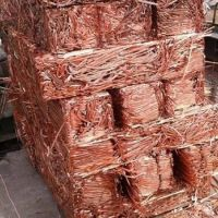 Top Quality Copper Wire Scrap 99.9% (Millbery) For Sale