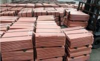 high quality 99.99% pure copper cathode for building industry