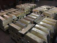 Factory sale Tin ingot 99.9% Pure Tin Ingots with low price