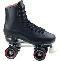 Chicago 805 Black High Top Men's Roller Skates - For Indoor Skating