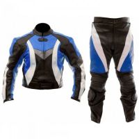 Custom professional motorbike suit /Men Professional Motorbike Racing Leather Jacket High Quality leather motorbike Suit
