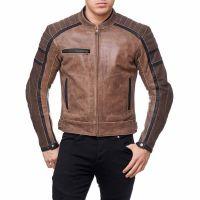 Custom made Men/Ladies Professional Motorbike Racing Leather Jacket/ High Quality men/ladies leather waterproof jackets