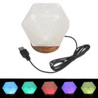 USB Salt Crystal Lamp.