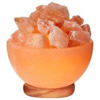 Salt Fire Bowl Lamp