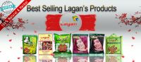 Lagan Natural Henna Mehandi Powder For Skin!