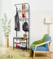 Entryway Garment Rack Coat Hanger